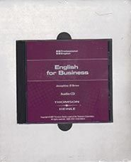 Prof Eng: Eng For Business CD(x1)