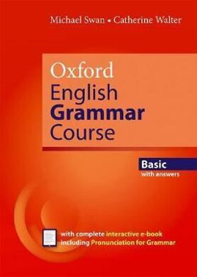 OXF ENG GRAMM.COURSE BASIC W/A+Ebook PACK Rev