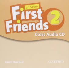 FIRST FRIENDS 2  2ED CL CD