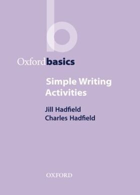 OXF BASICS SIMPLE WRITING ACTIVITIES