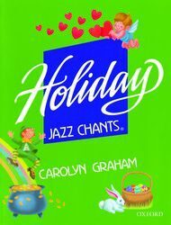 HOLIDAY JAZZ CHANTS         SB  OP!