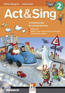 Act & Sing 2 [with CD(x1)]