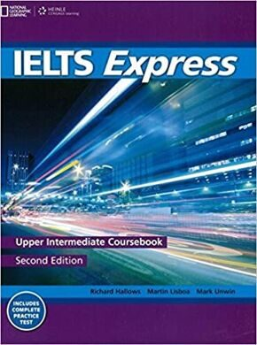 IELTS EXPRESS 2Ed Upp-Interm SB