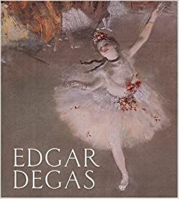 Edgar Degas (Tiny Folios)