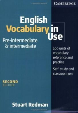 Eng Voc in Use Pre-Int/Int 2Ed Bk +ans
