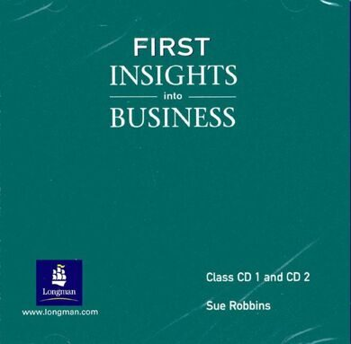 First Insights into Business Cl CD x 2 лцн