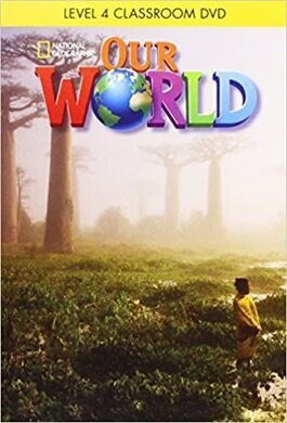 Our World BrE 4 Classroom DVD(1x)
