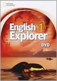 English Explorer 1 DVD(x1)