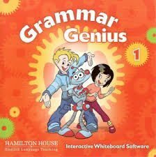 Grammar Genius 1 IWB software