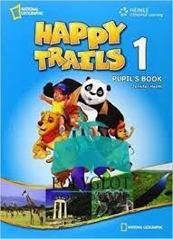 Happy Trails 1 IWB CD-ROM(x1) (New ISBN)