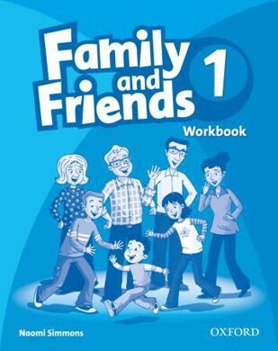FAMILY & FRIENDS 1 WB