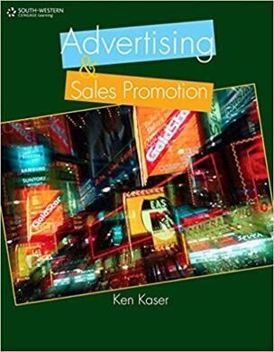 Advertising And Sales Promotion