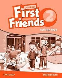 FIRST FRIENDS 2  2ED AB