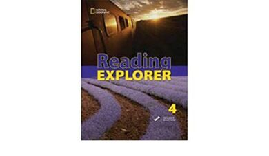Reading Explorer 4 SB [with CD-ROM(x1)]