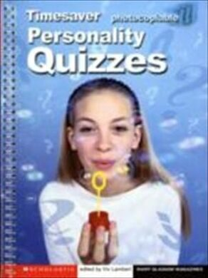 MG Books  Personality Quizzes