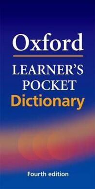 OXF LEARN POCK DICT 4 ED