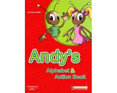 Andy's Alphabet & Action Bk SB +CD(x1)