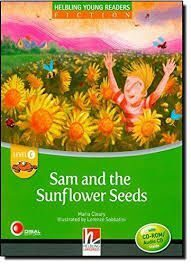 Sam and the Sunflower Seed , Bk+CD-Rom/AudioCD
