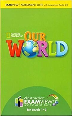 Our World BrE 1-3 ExamView CD-ROM(x1)