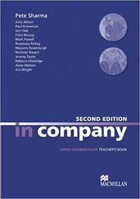 In Company 2Ed Up-Int TB