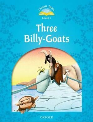 CT LEVEL 1 THREE BILLY-GOATS 2Ed