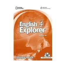 English Explorer 4 TB [with Class CD(x2)]