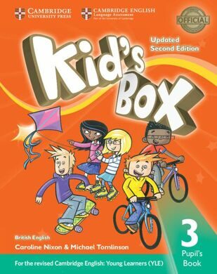 Kid's Box UPD 2Ed 3 PB