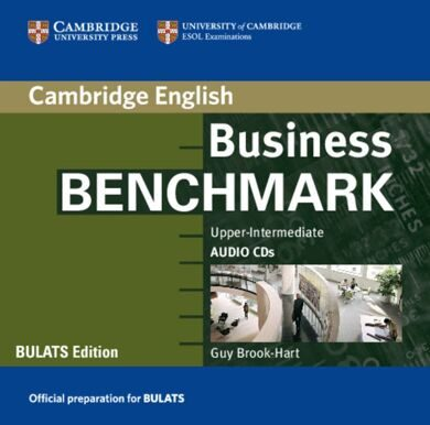 Business Benchmark Up-Int BULATS CD x 2 !!