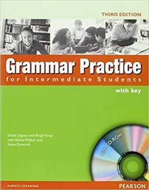 Grammar Practice 3rd Ed for Int SB with Key+CD