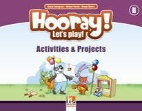 Hooray! Let's Play! - B: AB & Projects
