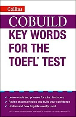 Collins Key Words for TOEFL