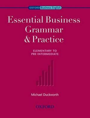 ESSENTIAL BUSINESS GRAMMAR & PRACTICE  распродажа OP!