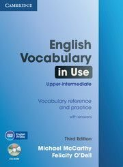 Eng Voc in Use Up-Int 3Ed Bk +key +R
