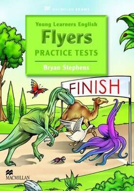 Young Learners Practice Tests Flyers SB +D Pk