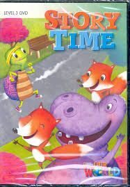 Our World 3: Story Time DVD(x1) (BrE)