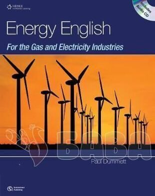 Energy English For Gas & Electr Industr SB [with CD(x1)]