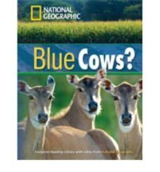 FRL 1600: Blue Cows? [Bk with Multi-ROM(x1)]