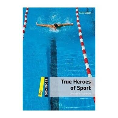DOMINOES 1 TRUE HEROES OF SPORT PACK NE OP!