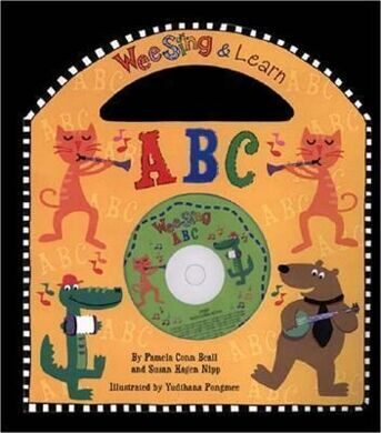Wee Sing & Learn ABC  +D