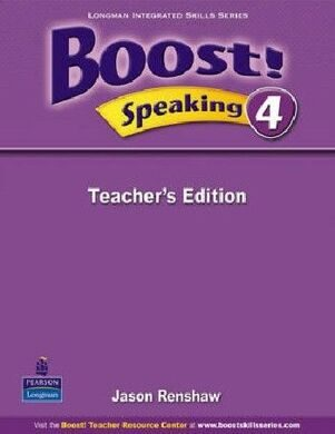 Boost 2 Speaking TEd
