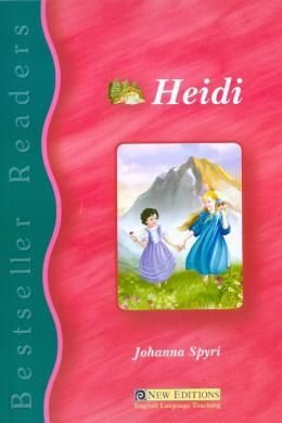 Bestsellers 1: Heidi [Bk with CD(x1)] * ***