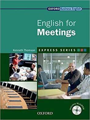 ENG FOR MEETINGS SB & MULTIROM PACK OP!
