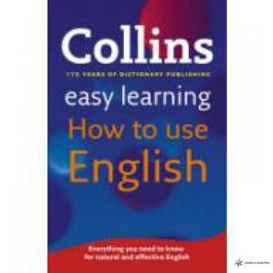 Collins Easy Learning How To Use Eng