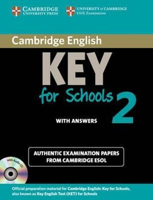 C Eng Key for Schools 2 Self-study Pk (SB +ans +D)