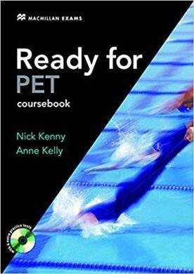 New Ready for PET (2007 Ed) SB W/Out Key +R