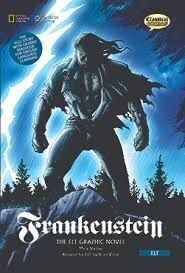 Comics: Frankenstein reader +CD(x1) BrE