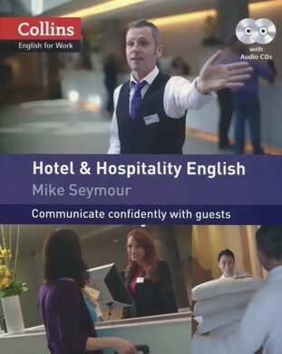 Collins Hotel & Hospitlaity English [with CD(x1)]