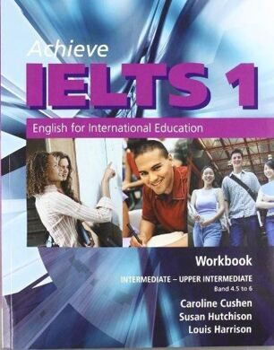 Achieve IELTS 1 WB [with CD(x1)] @