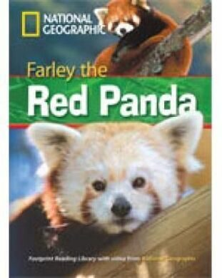 FRL 1000: Farley The Red Panda [Bk with Multi-ROM(x1)]