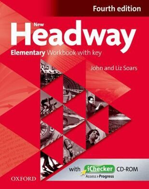 HEADWAY ELEM 4ED NEW WB W/K + ICHECKER PACK OP!